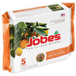 JOBES SPIKE FRUIT & CITRUS 5PK