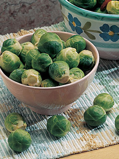 HEIRLOOM BRUSSEL SPROUTS CATSKILL