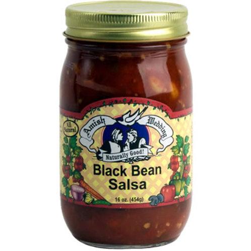 AWF Black Bean Salsa