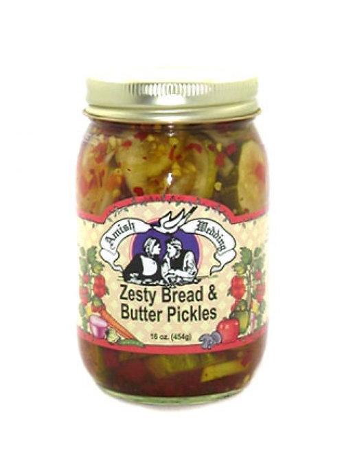 AWF Zesty Bread & Butter Pickles