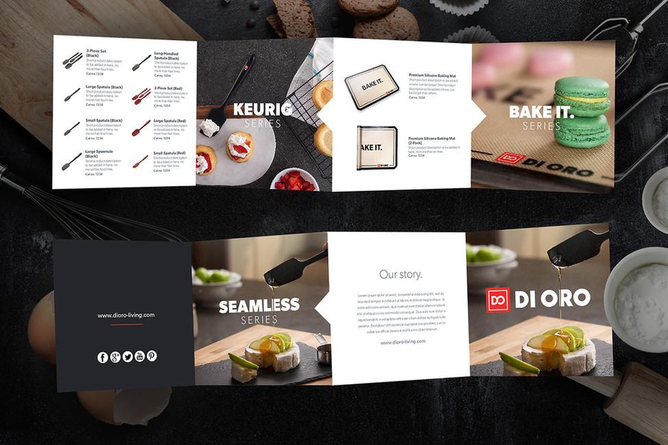 DI ORO   |   Kitchenware and Coffee Goods
