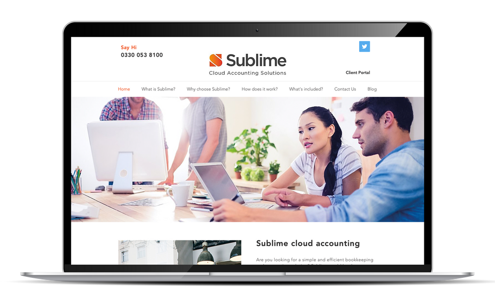 Sublime  I  Cloud Accounting Solutions