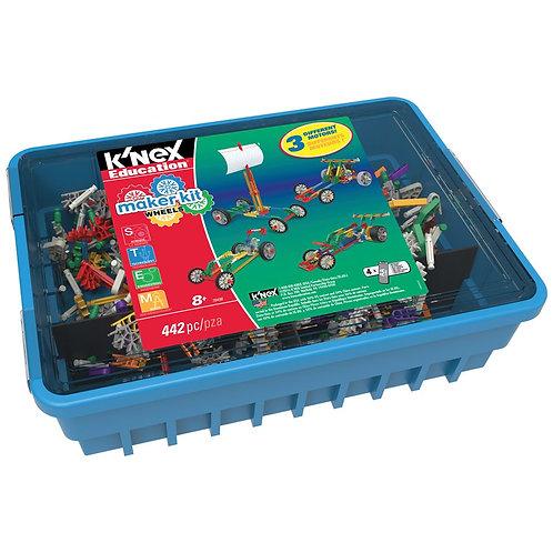 K'NEX Education® Maker's Kit, Wheels