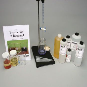 Carolina ChemKits: Production of Biodiesel Kit