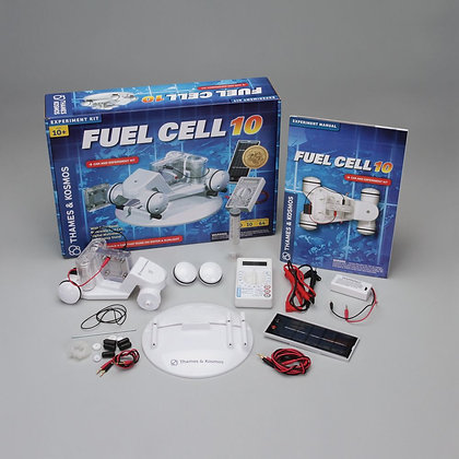 Fuel-Cell Car and Experiment Kit