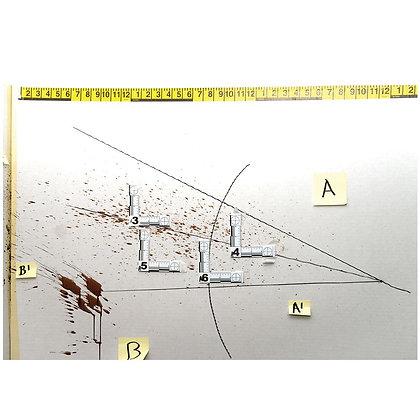 Bloodstain Pattern Analysis Kit