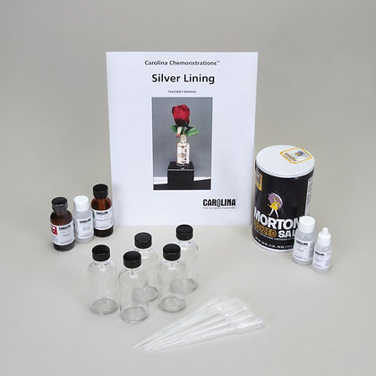 Carolina Chemonstrations®: Silver Lining Kit