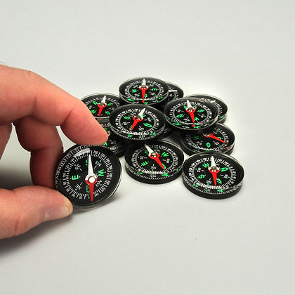 Compasses, 35 mm, Pack of 12