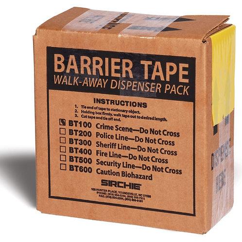 Crime Scene Barrier Tape