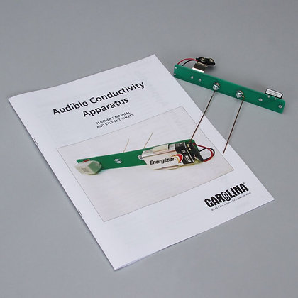 Audible Conductivity Kit
