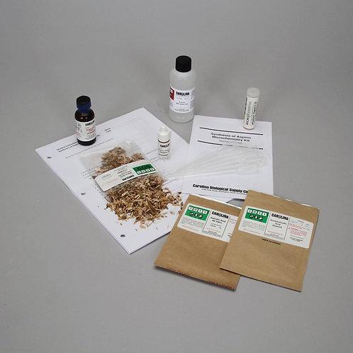 Synthesis of Aspirin Microchemistry Kit