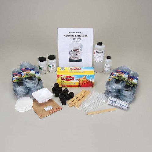 Carolina ChemKits: Caffeine Extraction from Tea