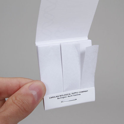 Control Paper for Taste Genetics, Pack of 100