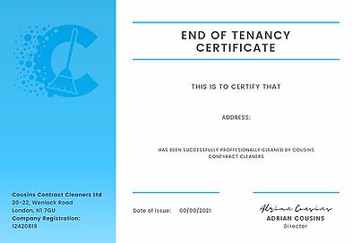 End of Tenancy Certificate.webp