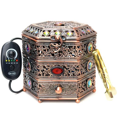 Jewel Box Temperature Control
