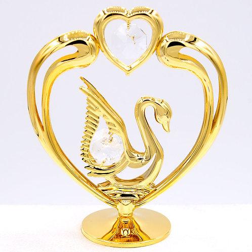 Swan in Heart