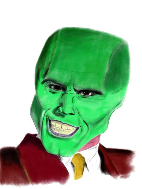 Jim Carrey's 'The Mask'