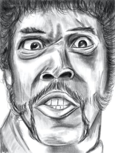 Samuel L Jackson as Jules Winnfield