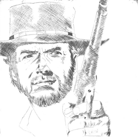 Clint Eastwood in 'Two mules for sister Sara'