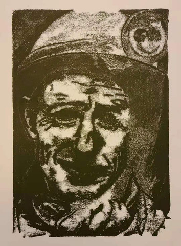 Welsh coal miner