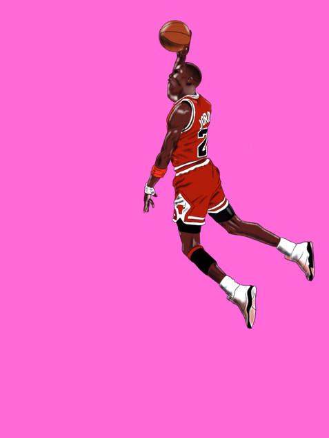 Michael 'Air' Jordan
