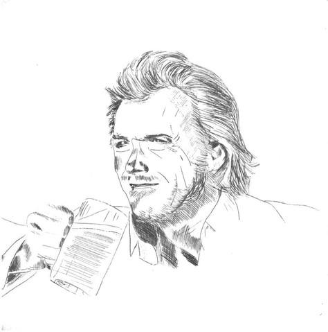 Clint Eastwood in 'Joe Kidd'