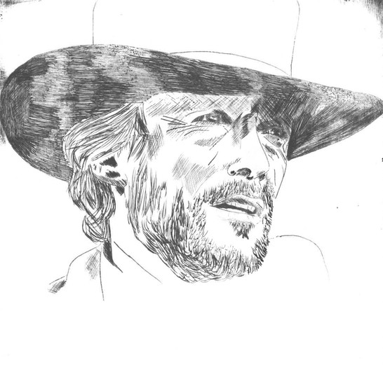 Clint Eastwood in 'Pale Rider'
