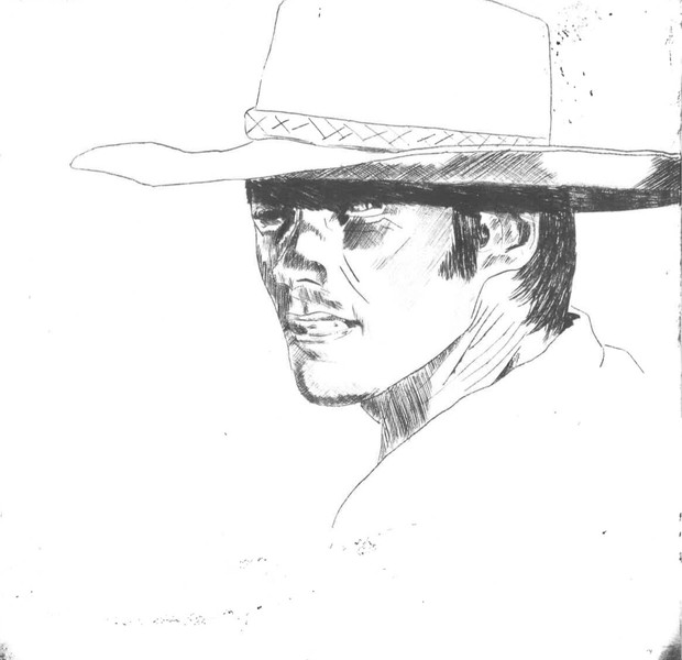 Clint Eastwood in 'Paint your wagon'