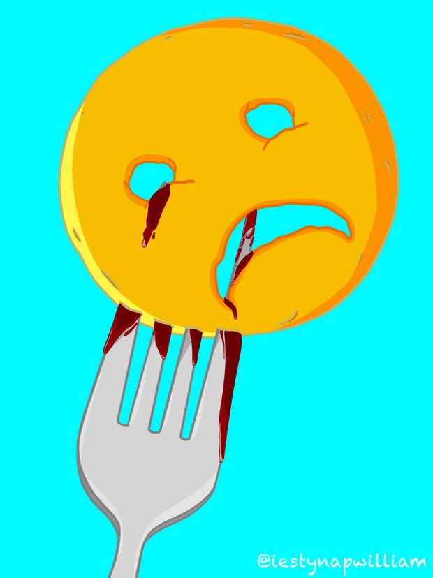 Dead Potato Smiley