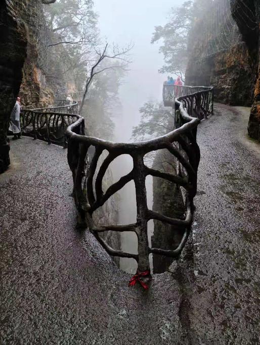 Tianmen Mountain, Zhangjiajie, Hunan, China