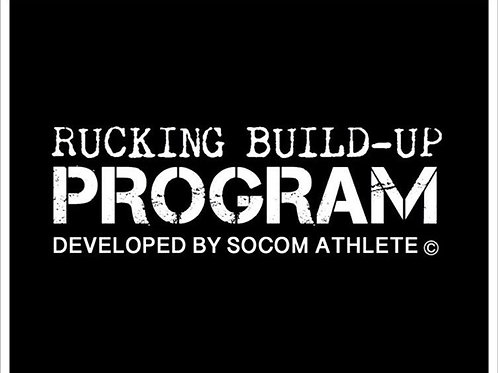 Rucking Build-up Program (Experienced)