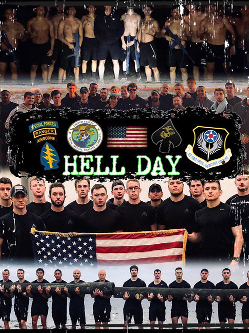 San Diego Hell Day: Saturday, 16 Nov