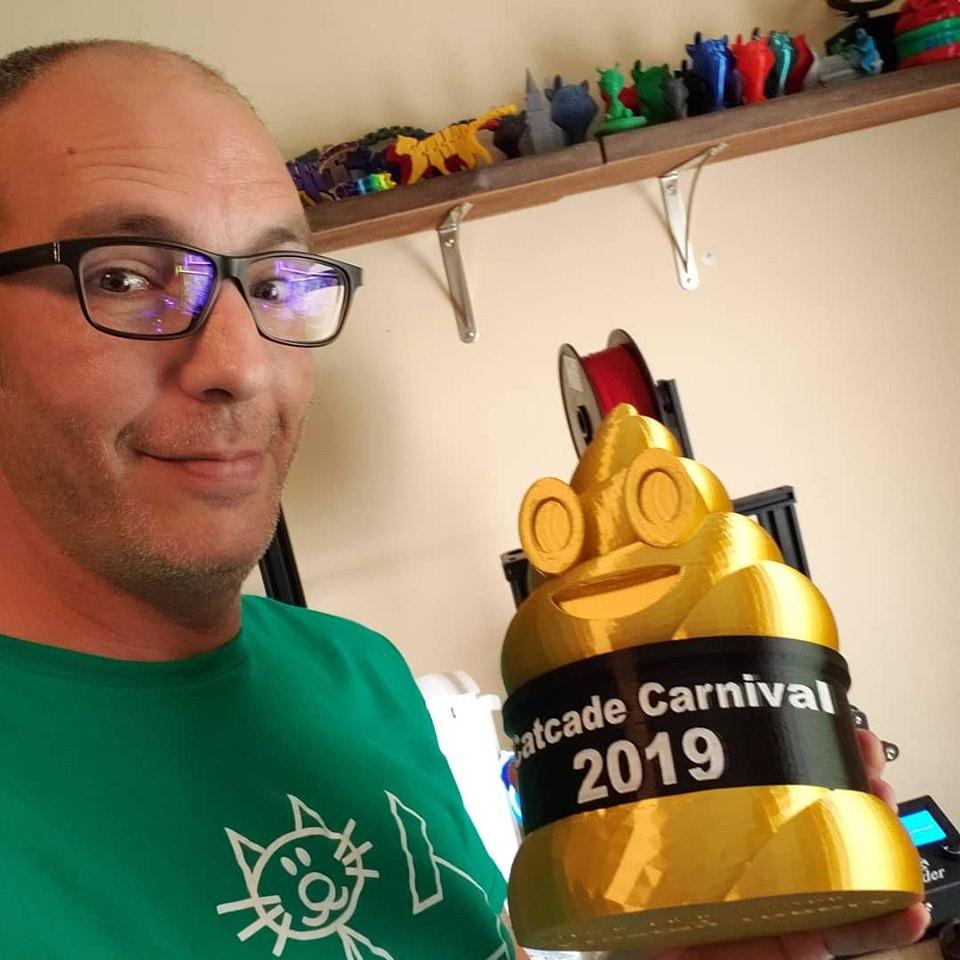 2019 Catcade Carnival Trophy
