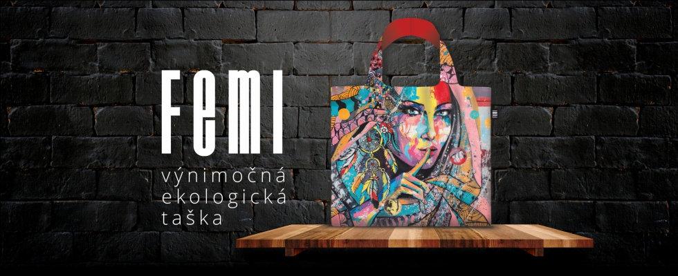 ekologické tašky femi