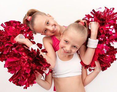 Children's cheerleading classes, clubs and workshops for schools, London and UK