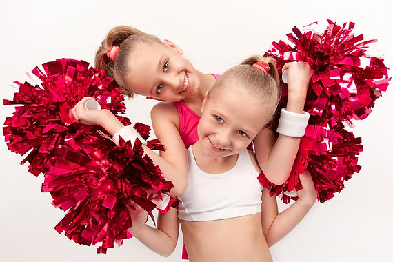 Children's cheerleading classes, clubs, PPA cover and workshops for schools, London and UK
