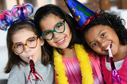 Best children's parties, London and UK