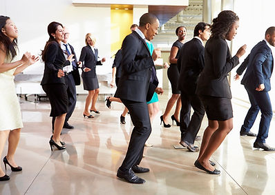 corporate Zumba & dance for businesses