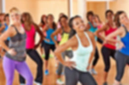 Best, fun private group and individual Zumba fitness classes in London and UK