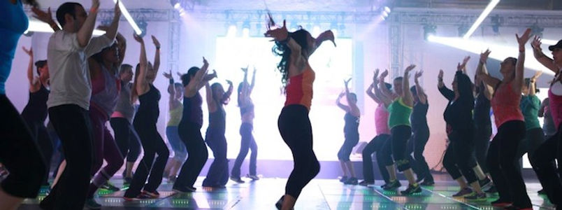 Private group and individual adult Zumba, dance, fitness, yoga and mediation classes in London