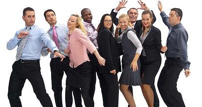 corprate employee health & fitnes events
