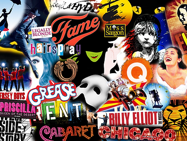 Musical Theatre classes, workshops & clubs for schools