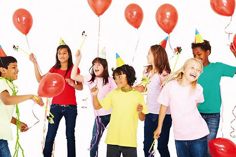 children's party entertainers London, Surrey, Berkshire, Essex, Hertfordshire, Kent and UK