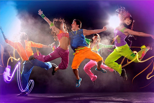 Private group and one-to-one Love Dance cardio dance fitness classes in London