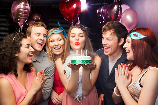 Best, fun adult birthday party Zumba and dance interactive entertainment in London and UK