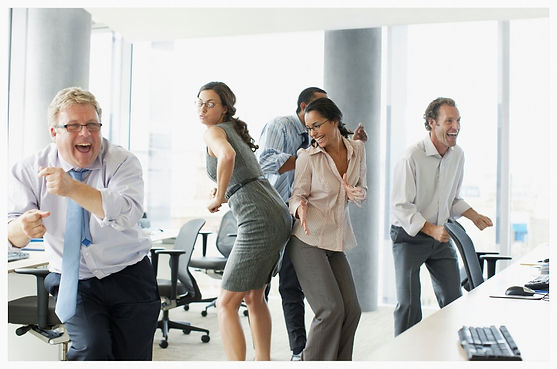 Corporate dance and Zumba Fitness classes for businesse