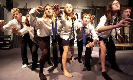Drama classes, workshops, clubs & productions for schools