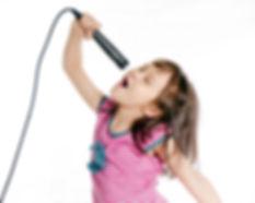 Children's singing lesons