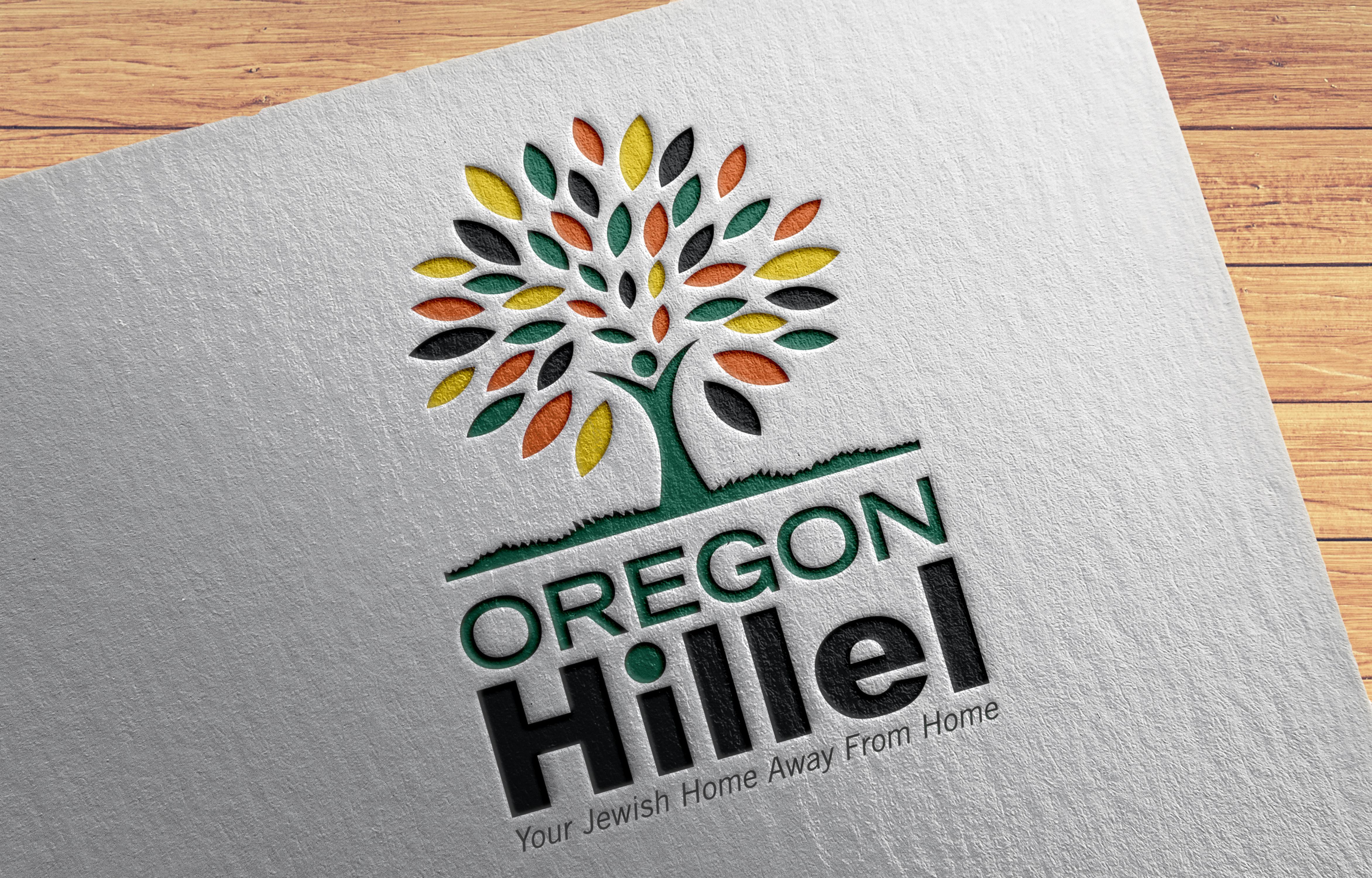 Oregon Hillel Logo