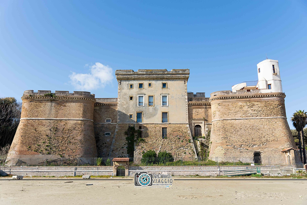 Il Forte Sangallo a Nettuno